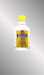 Gin SILVER HORSE 20cl, PET