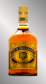 JACK WILLIAMS 40 %vol.