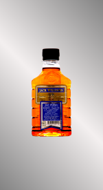 JACK WILLIAMS Blue Label 40 % vol.